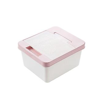 Kitchen Rice Container Box Waterproof Rice Food Storage Container Case Dust-Proof Grain Cereal