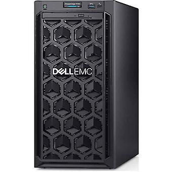 Servertorn Dell PowerEdge T140 Intel© Xeon E-2224 8 GB DDR4 1 TB hårddisk