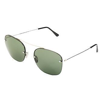Men's Sunglasses LGR MAASAI-BLACK-00 Green Silver (ø 54 mm)