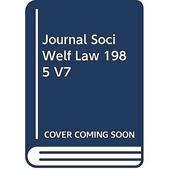 Tidskrift Soci Welf Lag 1985 V7