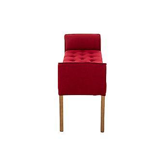 Sessel - Sessel - Modernes Rotholz 128 cm x 43 cm x 64 cm