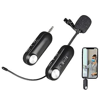 Microphones wireless microphone clip on collar tie microphone