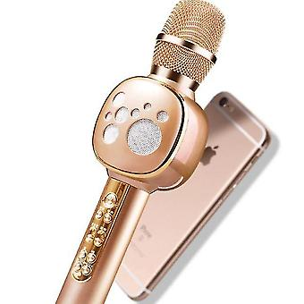 Microphones microphone speaker handheld mic music golden