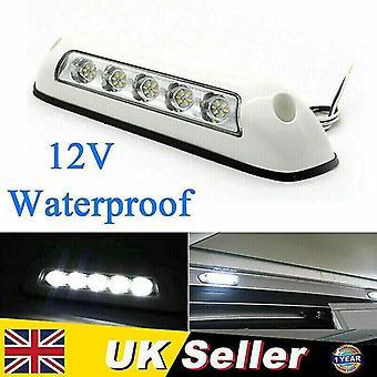 Light ropes strings led awning light 12v white waterproof longstrip lamp caravan motorhome