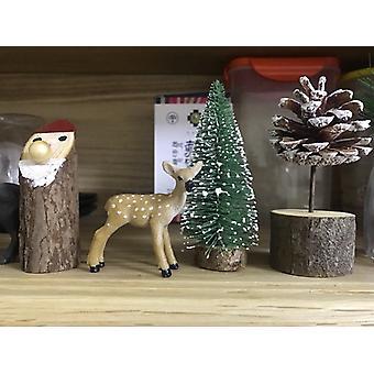 Weihnachtsbaum Künstlicher Schnee Frost Bäume Weihnachtsbaum Für Weihnachtsdekorierung