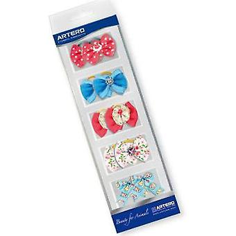 Artero Various Ribbons (10 units) (Dogs , Dog Clothes , Fashion Accessories)