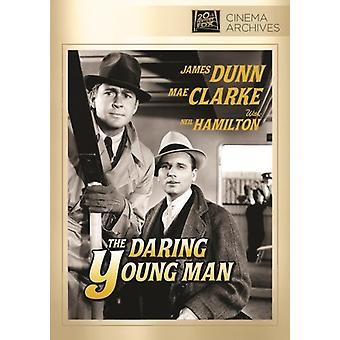 Vågad ung Man [DVD] USA import