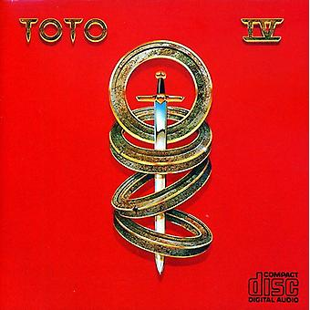 Toto - Toto IV [CD] USA import
