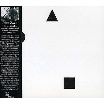 John Zorn - caché [CD] USA import