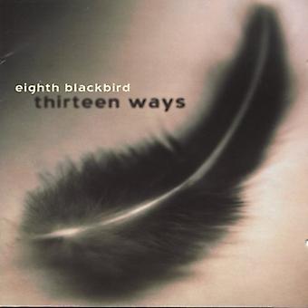 Eighth Blackbird - Thirteen Ways [CD] USA import