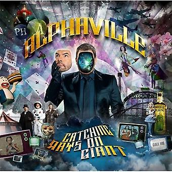 Alphaville - Catching Rays on Giant [CD] USA import
