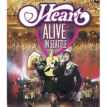 Heart - Alive in Seattle [DVD] USA import