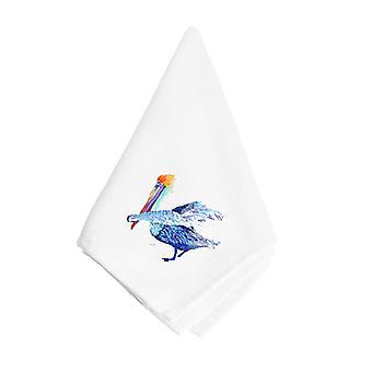 Carolines Schätze 8360NAP hell blau Pelikan Serviette