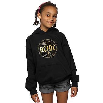 Meninas de AC/DC Rock N Roll Damnation Hoodie