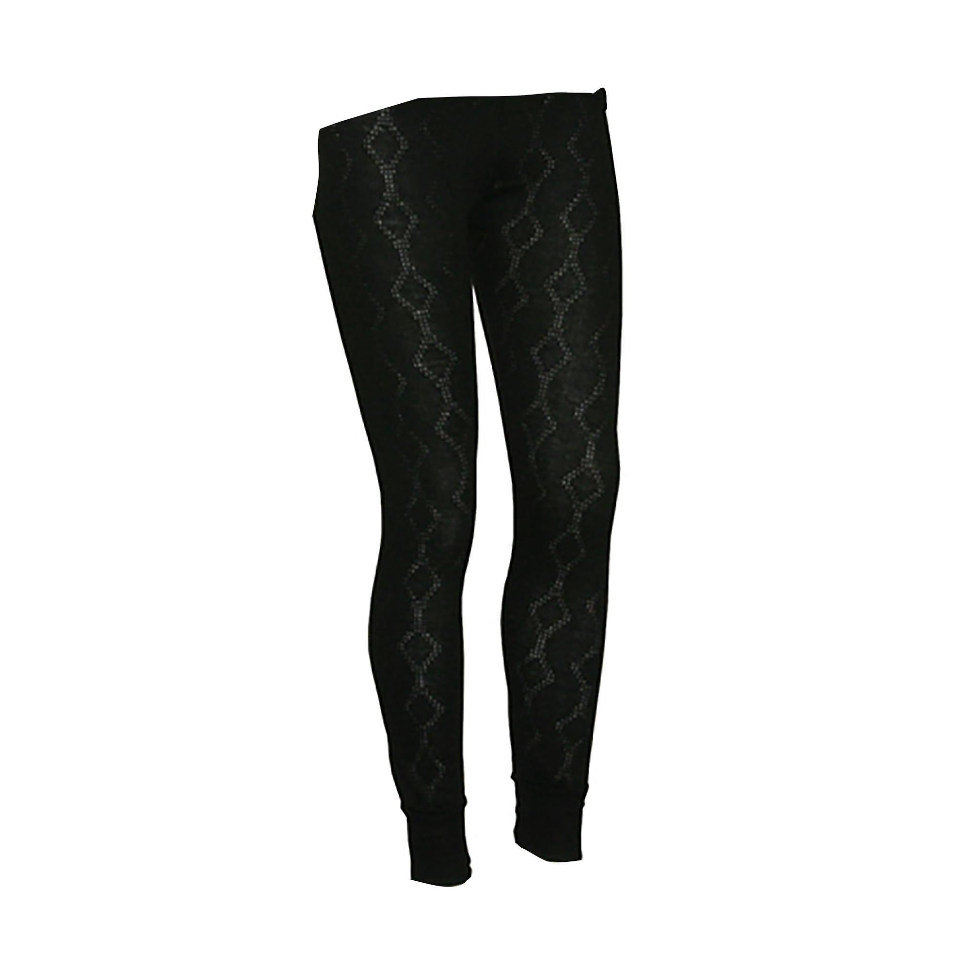 Ladies/Womens Thermal Wear Long Jane Polyviscose Range (British Made)