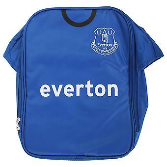 Everton FC lasten pojat virallinen eristetty jalkapallo paita lounas laukku/jäähdytin