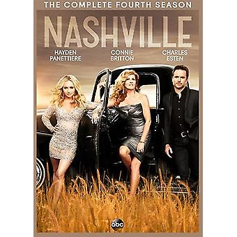 Nashville: The Complete Fourth Season [DVD] USA import