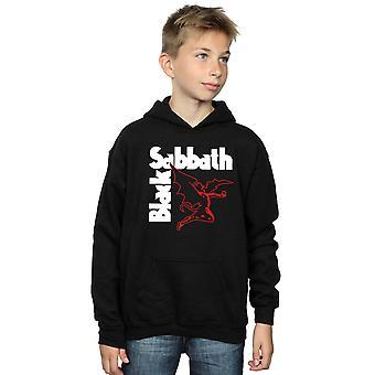 السبت الأسود الأولاد مخلوق شعار هوديي