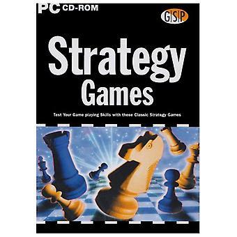Strategiapelit (Black Label) (PC) - Uusi