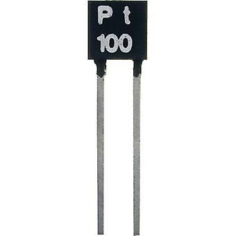 Heraeus Nexensos TO92 PT 1000 KL. B PT1000 Platinum temperature sensor -50 up to +150 °C 1000 Ω 3850 ppm/K TO-92 Radial lead