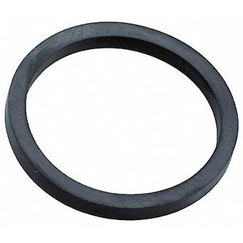 Wiska EADR 12 Sealing ring M12 EPDM rubber Black (RAL 9005) 1 pc(s)