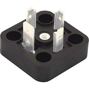 HTP BG1N02000-HT Black Number of pins:2 + PE