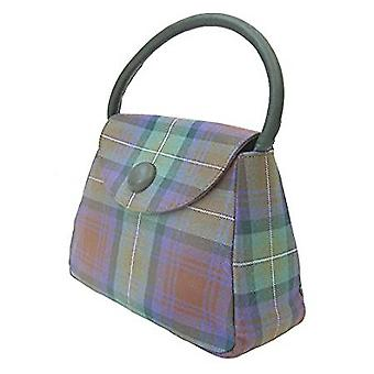 Harris Tweed or Tartan Handbag S (Isle of Skye Tartan)
