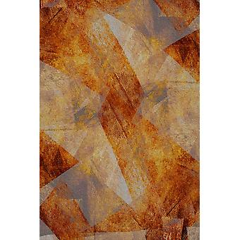 Brushed Copper Poster Print by Norm Stelfox