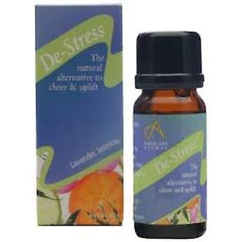 Absolute Aromas, De-stress Bath And Massage Oil, 100ml
