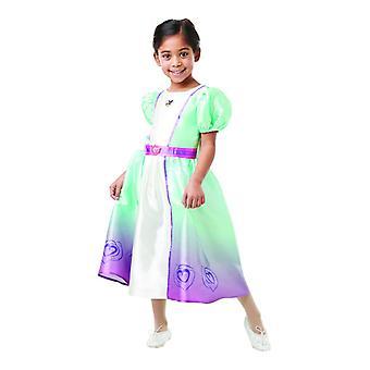 Nella prinsesse klassiske barn kostyme jenter Carnival prinsesse