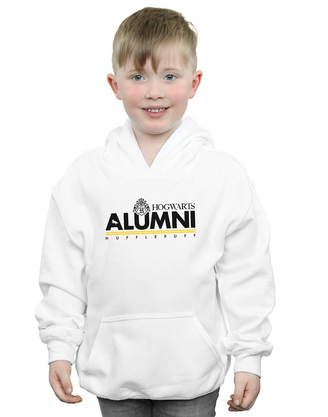 Harry Potter Boys Hogwarts Alumni Hufflepuff Hoodie