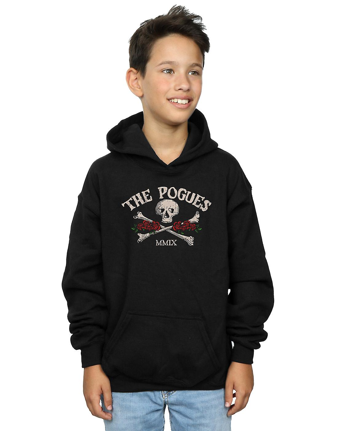 The Pogues Boys Skull MMIX Hoodie