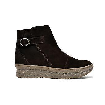 ليبرتي أحذية الكاحل الراحة سويدي براون 21803330-03
