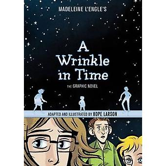 A Wrinkle in Time by Madeleine L'Engle - 9781250056948 Book
