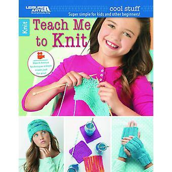 Cool Stuff - lära mig att sticka - Super enkel för barn och andra Beginne