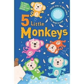 5 små apor ljud bok av 5 små apor ljud bok - 97817888