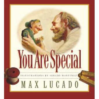 Tu es spécial (2e édition révisée) par Max Lucado - Sergio Martinez