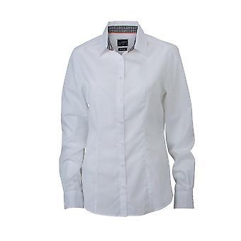 James och Nicholson Womens/damer vanlig skjorta