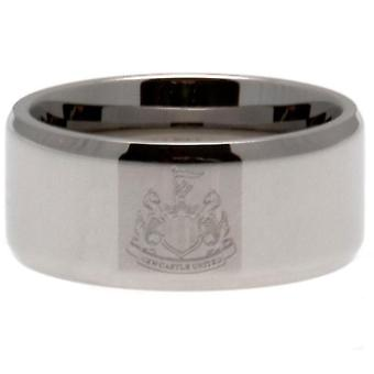 Newcastle United FC Band Ring
