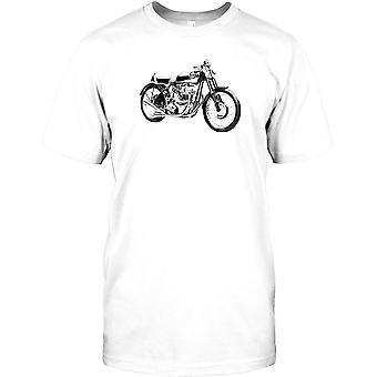 BSA Shooting Star - klassieke Britse Bike Kids T Shirt