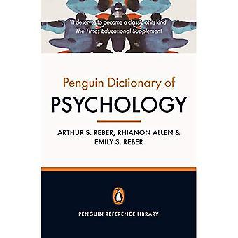 Le dictionnaire de pingouin de la psychologie (référence de pingouin)