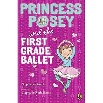 Prinzessin Posey und die erste Klasse-Ballett