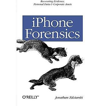 iPhone Forensics: takaisin todisteita, henkilötietojen ja omaisuuseriä