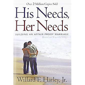 Seine Bedürfnisse, seine Bedürfnisse: Aufbau einer Affäre-Proof-Ehe