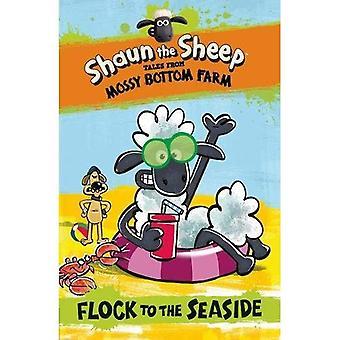 Shaun het schaap: massaal naar de kust (Tales from Mossy Bottom-boerderij)