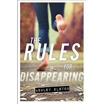 De regels voor verdwijnen