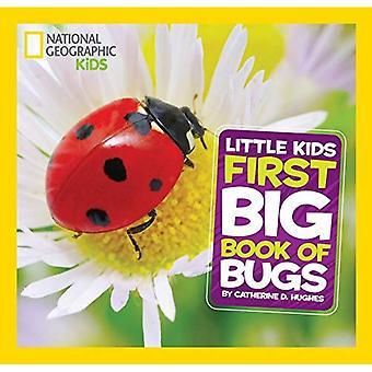 Primo grande libro dei bug (National Geographic Little Kids)