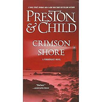 Crimson Shore (agentti Pendergast)