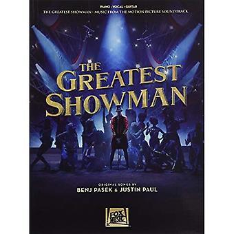 El Showman más grande - Piano, voz y guitarra (libro en rústica)