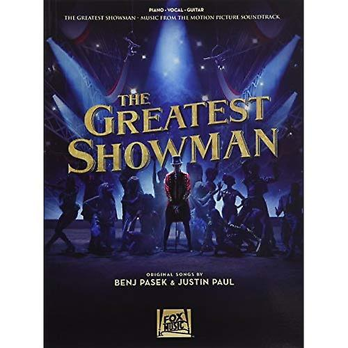 The Greatest Showman - Piano, Vocal & Guitar (Paperback)